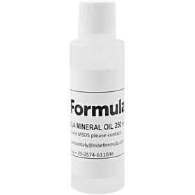 Formula Mineral Oil For Cura disc brake 250ml white